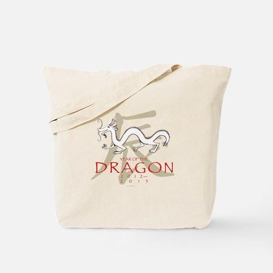 Tatsudoshi - Year of the Dragon Tote Bag