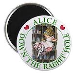 Alice Down the Rabbit Hole 2.25