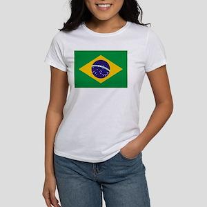 Flag of Brazil Women's T-Shirt