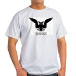 Official Rooks Ash Grey T-Shirt