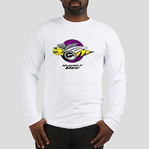 Rumble Bee design Long Sleeve T-Shirt