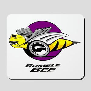 Rumble Bee design Mousepad