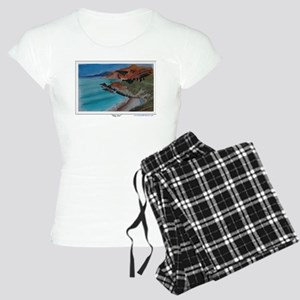 Big Sur Women's Light Pajamas