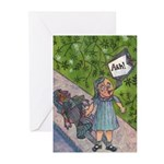 Picasso-ized Greeting Cards (Pk of 10)