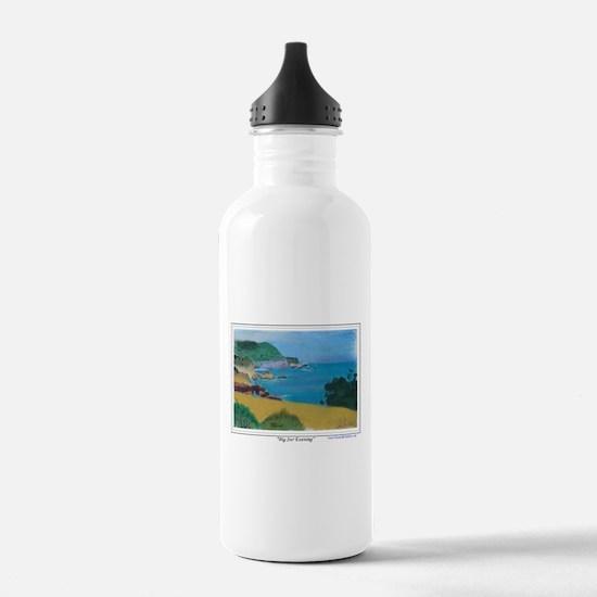 Big Sur Evening Sports Water Bottle