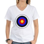 Archery Women's V-Neck T-Shirt