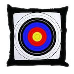 Archery Throw Pillow