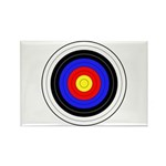 Archery Rectangle Magnet (10 pack)