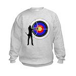Archery2 Kids Sweatshirt