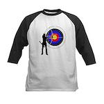 Archery2 Kids Baseball Jersey