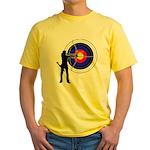 Archery2 Yellow T-Shirt