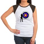 Archery2 Women's Cap Sleeve T-Shirt