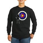 Archery2 Long Sleeve Dark T-Shirt