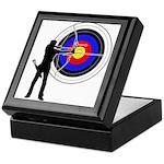 Archery2 Keepsake Box