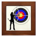 Archery2 Framed Tile