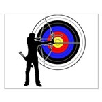 Archery2 Small Poster