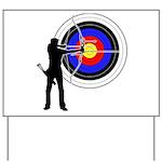 Archery2 Yard Sign