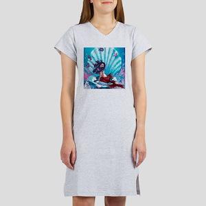 under water Women's Nightshirt