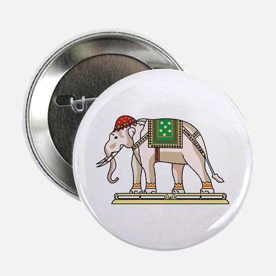 "Siam Elephant Flag 2.25"" Button"