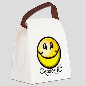 Copacetic Canvas Lunch Bag