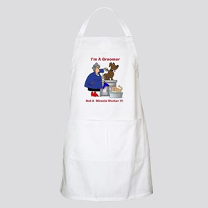 Not a miracle worker Apron