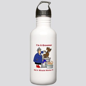 Not a miracle worker Stainless Water Bottle 1.0L