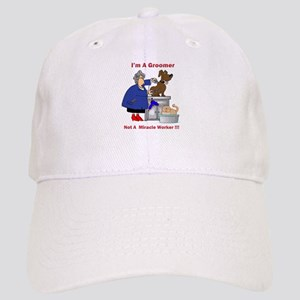 Not a miracle worker Cap