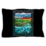 Celtic Castle Tor Pillow Case