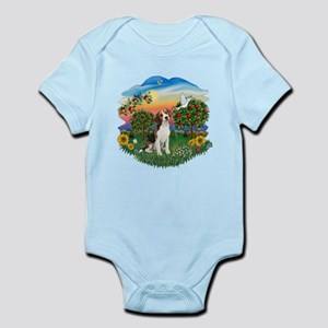 Bright Country-Beagle#1 Infant Bodysuit
