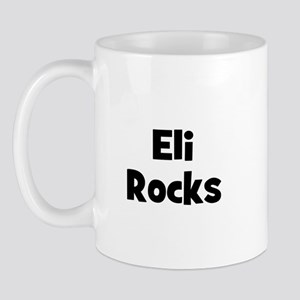Eli Rocks Mug