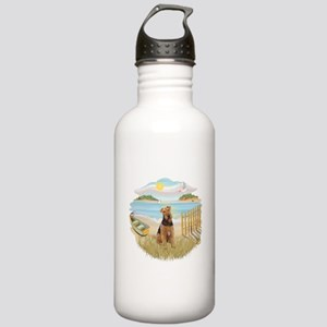 Rowboat - Airedale #1 Stainless Water Bottle 1.0L