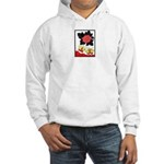 Hanafuda joy Hooded Sweatshirt