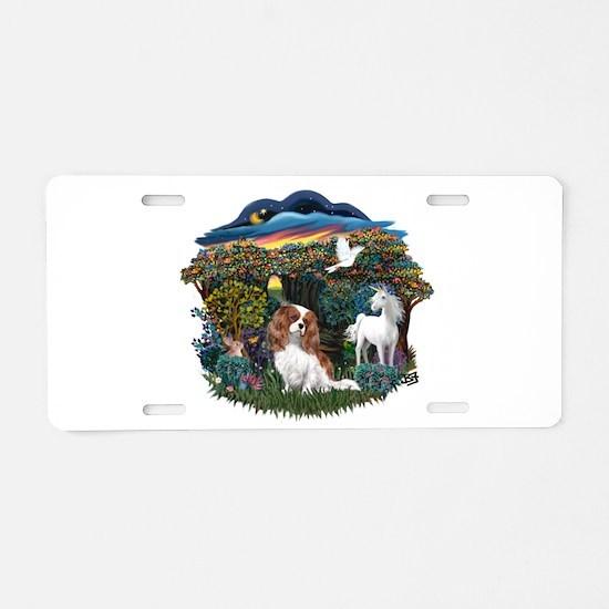 WoodlandMagic-Cavalier#2 Aluminum License Plate