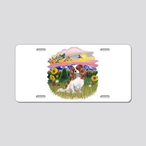 Mt Country - Cavalier (BL2) Aluminum License Plate
