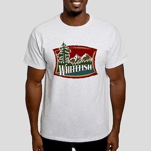 Whitefish Mountain Light T-Shirt