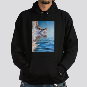 You Can Do Anything Affirmati Hoodie (dark)