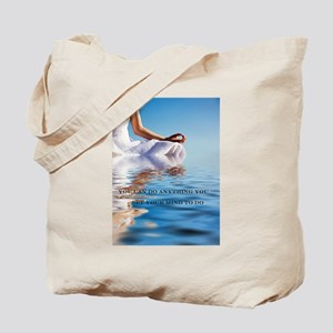 You Can Do Anything Affirmati Tote Bag