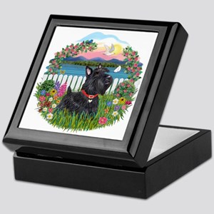 Garden-Shore-Scotty #6 Keepsake Box