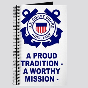 USCG Auxiliary Pride<BR> Log Book