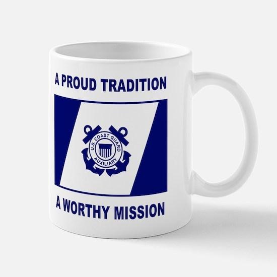 USCG Auxiliary Pride<BR> 11 Ounce Mug