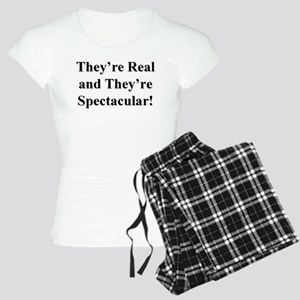 They're Real and They're Spec Women's Light Pajama