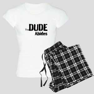 Dude Abides Women's Light Pajamas