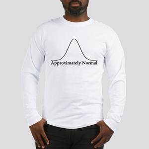 Approximately Normal Statistics Long Sleeve T-Shir