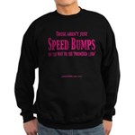 Speed Bumps Sweatshirt (dark)