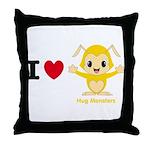Hug Monsters® Throw Pillow