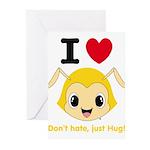 Hug Monsters® Greeting Cards (Pk of 10)