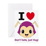 Hug Monsters® Greeting Card