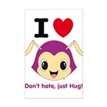 Hug Monsters® Mini Poster Print
