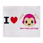 Hug Monsters® Throw Blanket