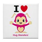 Hug Monsters® Tile Coaster
